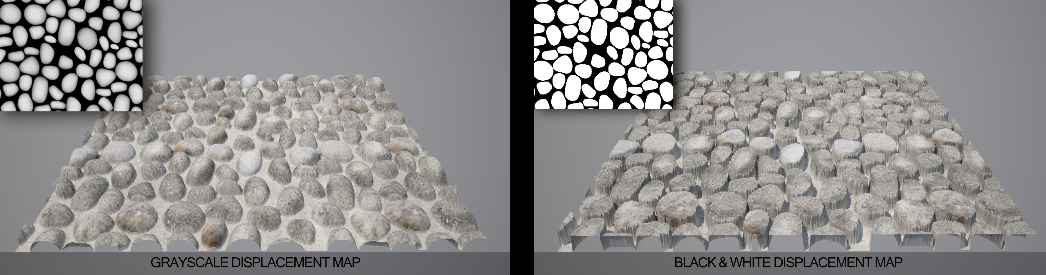 Good Color V Ray Displacement